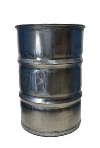 55 gallon 304 Sanitary Stainless Steel Drum