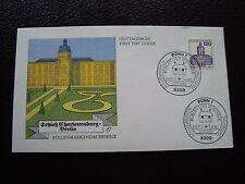 ALLEMAGNE (rfa) - enveloppe 1er jour 15/7/1982 (B8)  germany