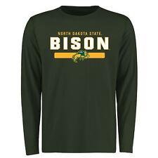 NDSU Bison Team Strong Long Sleeve T-Shirt - Green