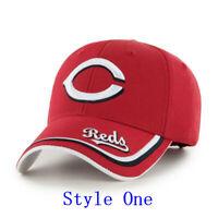 MLB Men's Baseball Adjustable Cap Hat  - Cincinnati Reds (FAN favorite)