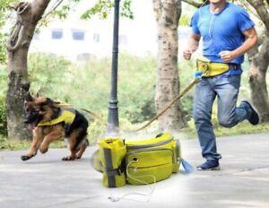 Gürteltasche Bauchtasche Hund Training Futtertasche Leckerli Jogginggürtel