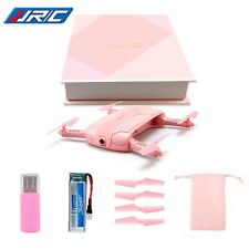 JJRC H37 ELFIE Foldable RC Selfie Quadcopter WiFi FPV HD G-sensor Headless PINK