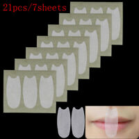 21Pcs Self-Care Of Snoring Tape Stop Snoring Anti Snore Nasal Lip Paste Stick_QA