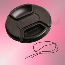 67mm Front Lens Snap-on Cap Cover for Nikon Olympus Canon Fuji Sony Panasonic
