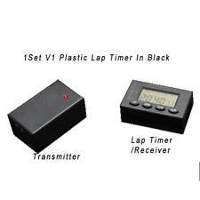 V1 Lap Timer Infrared Ultrared Wireless Stopwatch Transmitter Receiver Universal