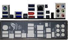 ATX Blende I/O shield Asus Maximus Extreme III 3 #121 io backplate bracket new