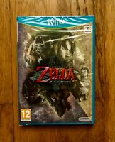 The Legend of Zelda Twilight Princess HD (Nintendo Wii U) - FR - NEUF / SCELLÉ