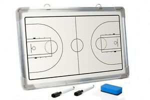 Murray Sporting Goods Magnetic Coaches Dry Erase Marker Board
