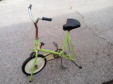 vintage Kettler exercise bike, usable