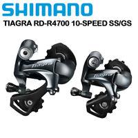 Shimano Tiagra RD 4700 Rear Derailleur 10 Speed Road Bike Short Medium Cage GS