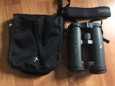 Swarovski Optik EL 8.5 x 42 Binoculars Strap Lens Cap - Excellent Condition