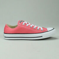 Converse All Star Ox Low Shoes Trainers New in Coral Size UK size 4,5,6,7,8,9