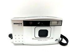 Minox CD 25 mit Minoctar 1:4/25 mm