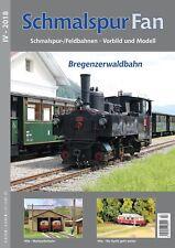 SchmalspurFan Ausgabe 4/2018