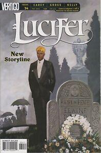 Lucifer #34. Mar 2003. Vertigo/DC. NM-.