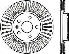 Disc Brake Rotor-LS Front Left Stoptech 127.62120L