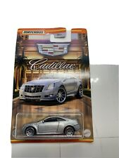 🔥 2021 Matchbox Cadillac Cts Coupe RaRe Nice 🔥