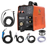 HITBOX Mig Welder MIG LIFT TIG ARC Welding Machine Gas No Gas Wire Mig Welding
