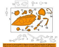 AUDI OEM 08-10 TT Quattro-Headlight Assembly 8J0941004P