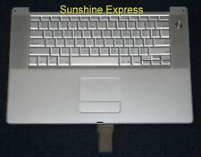 """New OEM Top Case 922-6013 w/ Keyboard 922-6105 for PowerBook G4 15"""" A1046 A1095"""