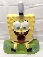 Spongebob Squarepants Sno Cone Maker Captain Hat Plunger By Little Kids Inc