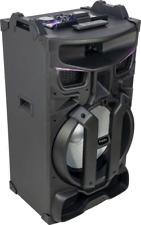 IBIZA STANDUP18-MAX SOUND BOX Partystation Bluetooth USB SD LED LAUTSPRECHER