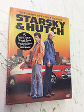 Starsky & Hutch Complete Season 1 (DVD, 2004, 5-Disc Set) NEW! Factory Sealed!