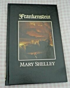 Frankenstein by Mary Shelley Hardback The Great Writers Library