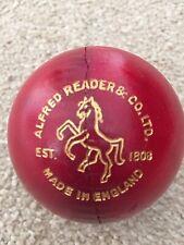 Cricket Ball Super Fast-5 1/2 oz Alfred Reader&Co.Ltd