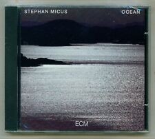Stephan Micus - Ocean - Hammered Dulcimer, Sho & Zither 1986 ECM - NEW CD