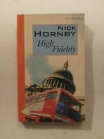 High Fidelity, Engl. ed. Hornby, Nick: