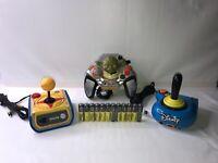 JAKKS PACIFIC Plug N Play Lot TV Arcade Games Pac-Man Disney Star Wars Batteries