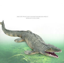"Jurassic Dinosaur Model Mosasaurus Figure 17.7"" Big Size High Realistic Dino Toy"