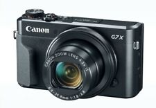Canon PowerShot G7X Mark II 20.1 MP Digital Camera -Fully Functional Touchscreen