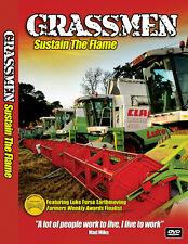 GRASSMEN - Sustain The Flame - Agricultural Machinery DVD