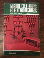 Misure elettriche ed elettrotecniche: 3 - Franco Cottignoli, Alcide Baccarini