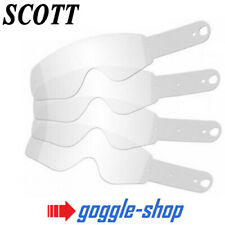 GOGGLE-SHOP MOTOCROSS GOGGLE TEAR-OFFS for SCOTT FURY PROSPECT HUSTLE RECOIL