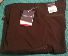 NWT PROPPER WOMENS SUMMERWEIGHT TACTICAL PANTS F5296 BLACK SIZE 6 UNHEMMED