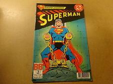 COMIC BALDAKIJN DC / SUPERMAN N° 2