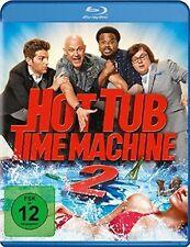 CRAIG ROBINSON ROB CORDDRY - HOT TUB TIME MACHINE 2  BLU-RAY NEU STEVE PINK