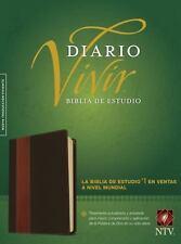 LA BIBLIA DE STUDIO DEL DIARIO VIVIR - TYNDALE (COR) - NEW BOOK