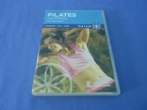 Pilates Core Challenge with Ana Caban DVD Gaiam R4 Free Postage