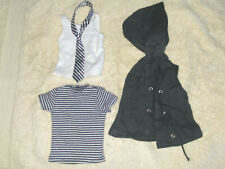 Tyler Wentworth Male doll clothes Vest, tank top, shirt and tie! Great condition