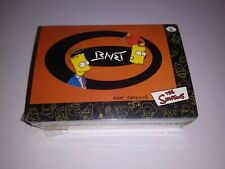 Simpsons Complete Sticker Card Set