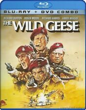 The Wild Geese [New Blu-ray] With DVD, Widescreen, Dolby