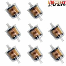 8pack Wix Fuel Filter GM Products, Chrysler Products, Fiat, Ford, Honda, etc