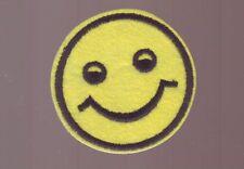 ecusson patch smiley acid house