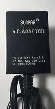 Sunpak Ac Adapter For Sunpak Auto 511
