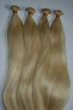 "I-Tip Extensions For Micro Links 22"" European Remy AAA Grade Hair 100 Strand #60"