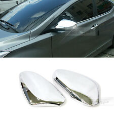 Chrome Side Mirror Cover Garnigh Molding Trim B700 for HYUNDAI 2011-2016 Elantra